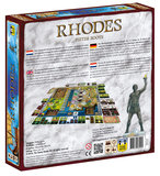 Rhodes - 3D Achterkant