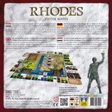 Rhodes - 2D Achterkant