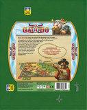 El Gaucho achterzijde van de doos