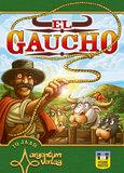 El Gaucho - 2D afbeelding cover van dit leuke familieplus bordspel