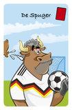 Stieren Versieren - Bonuskaart Ballen met Stieren - De Spuger